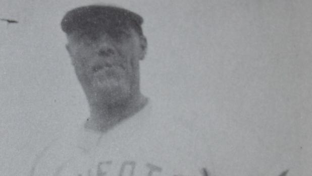 Kenneth P. Kompelien played and managed the Minneota amateur baseball team for many years.