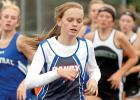 Grace Drietz is an anchor the Canby-Minneota squad.