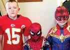 Owen, Jacob and Taryn Myrvik coming to the Mascot.