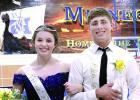 Merissa Traen and Blake Reiss