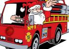 The parade will begin from the Fire Hall at 6:30 p.m. and go up and down a few of the main streets in town.