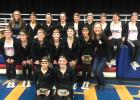 On Saturday, January 25, the Canby-Minneota Sensations Dance Team placed third at the Conference Championship.
